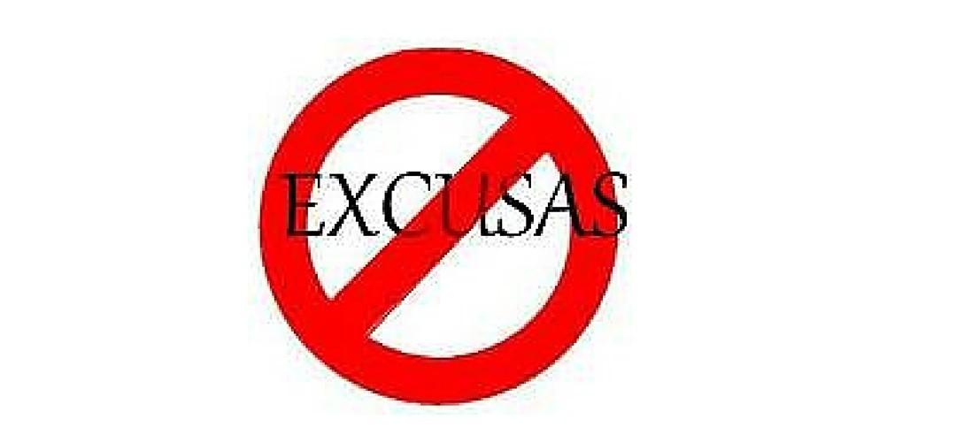 Fuera excusas acción