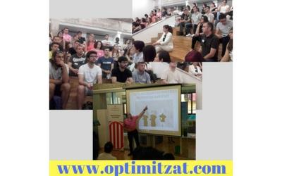 Jornada como Comunicar eficazmente tus propuestas (Consell comarcal Balaguer)