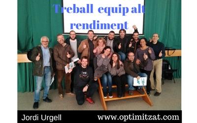 Jornada Treball en equip (Grup Constructora Calaf)