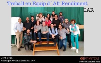 Millora tant en el procés com en l'objectiu (Taller Treball en Equip Grup Constructora Calaf, SA