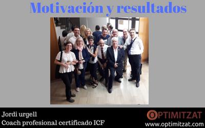 Curso de Motivación y Resultados personales y profesionales