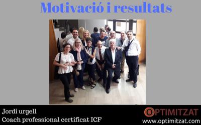 Curs Motivació i Resultats personal i professional