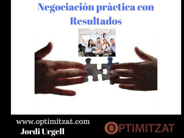 Taller de negociación efectiva