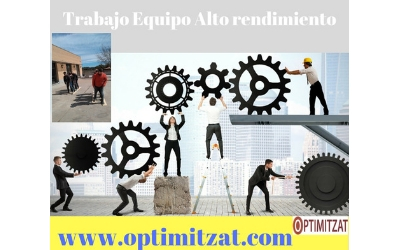 Taller para tener Equipos de Alto rendimiento (Empresarios Pallars Sobirá)