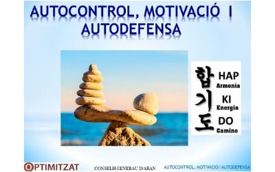 Curso de autocontrol, motivación y autodefensa