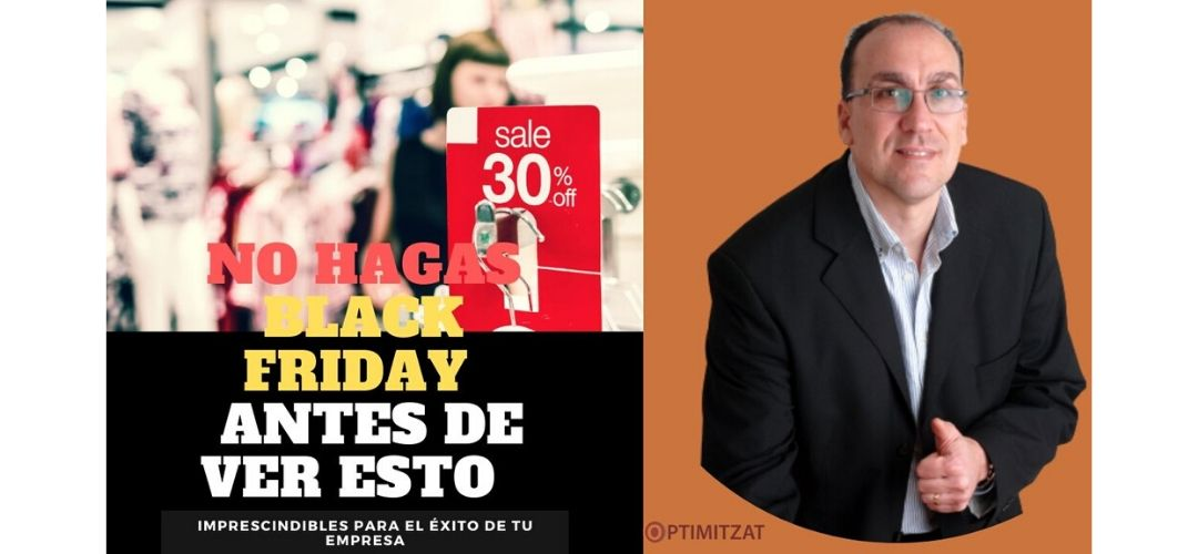 No hagas una oferta Black Friday antes de leer esto