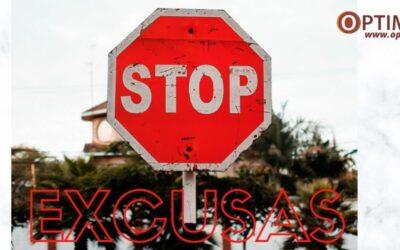 STOP EXCUSAS
